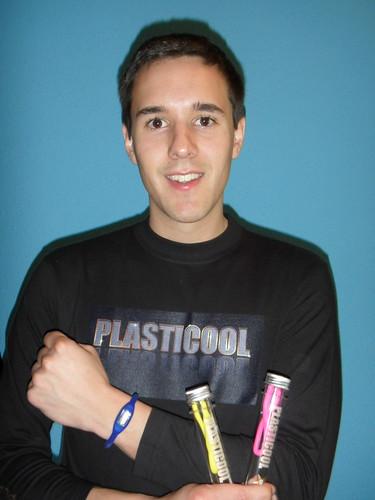 Plasticool Uhren