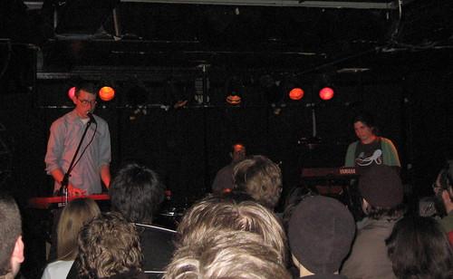 No Kids - Subterranean, Chicago, 04.03.08