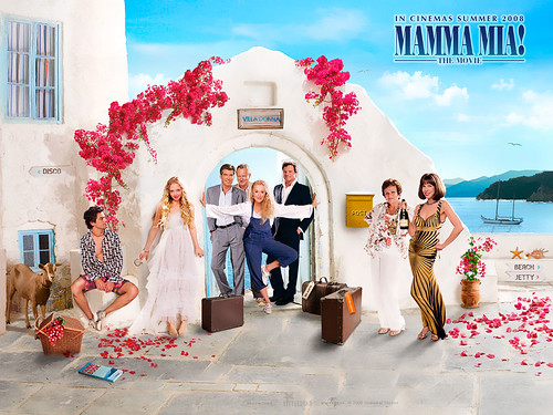 Mama Mia the Movie