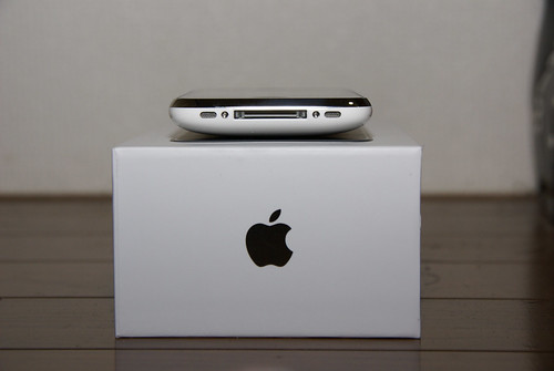 iPhone 3G Bottom