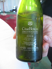 An excellent find: Ca' del Bosco's Terre di Fr...