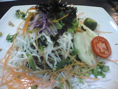 Mushroom fried rice