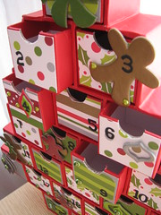 advent calendar - craft 365 - day