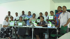 L4C Workshop in Tuvalu. November 2008