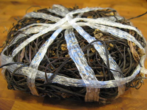 Dried gosari namul (fernbracken)