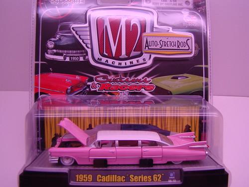 M2 Autothentics Stretch Caddy Limo