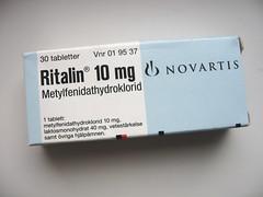 ADHD MEDICIN: RITALIN