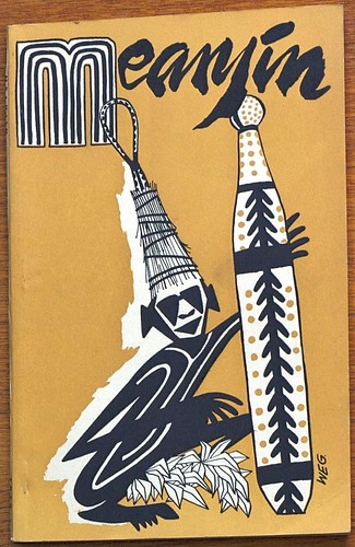 Cover of Meanjin 1949 - Australia
