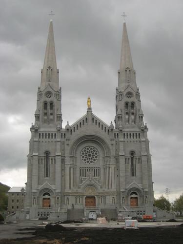 Ste Anne Basilica