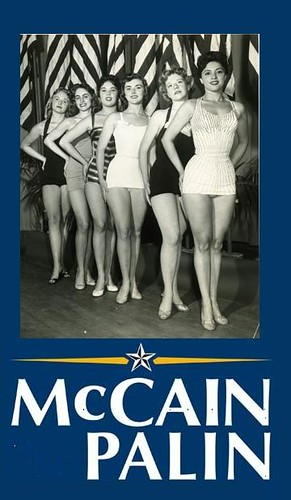 McCain Picks another Beauty Queen!