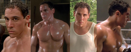 Jon Favreau Shirtless