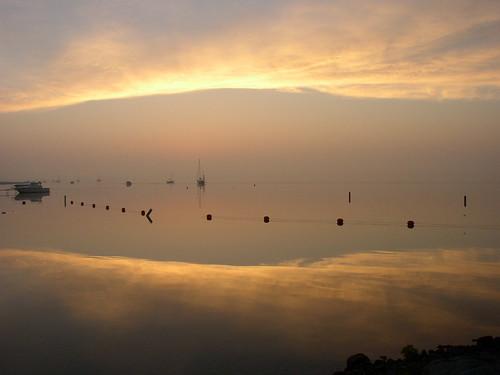 Photo Friday: Sunrise by eidoan