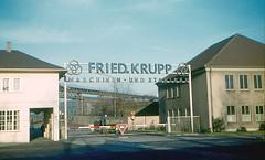 Rheinhausen - Krupp Works