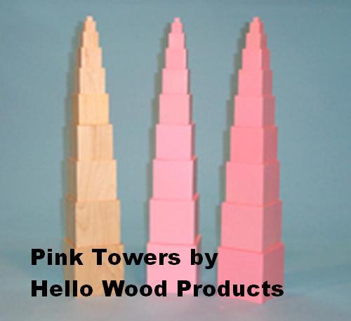 PinkTowers