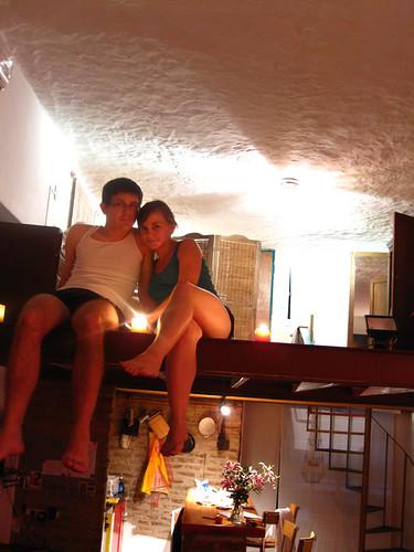 Honeymoon in San Telmo Loft