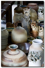 Fired Pots