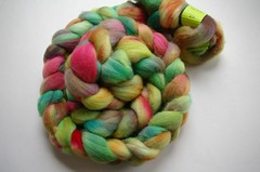 Creatively Dyed Yarn Merino Wool Top 8oz