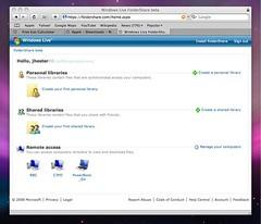 How Windows Live FolderShare beta Screwed Up My Life