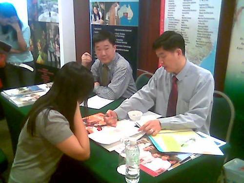 International Education Fair 1