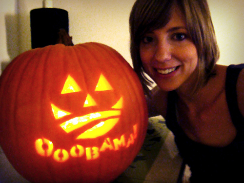 sonya_obama_pumpkin