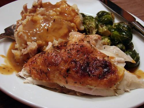 Dinner:  November 1, 2008
