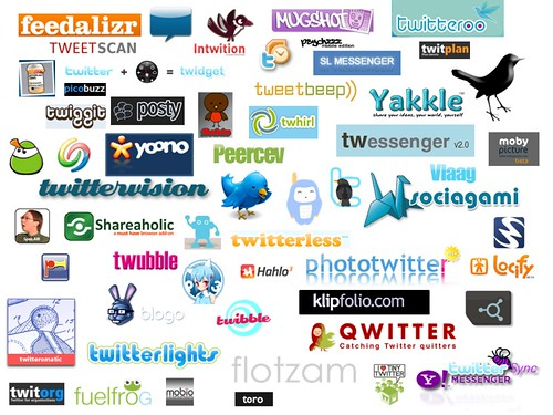 3rd party twitter apps
