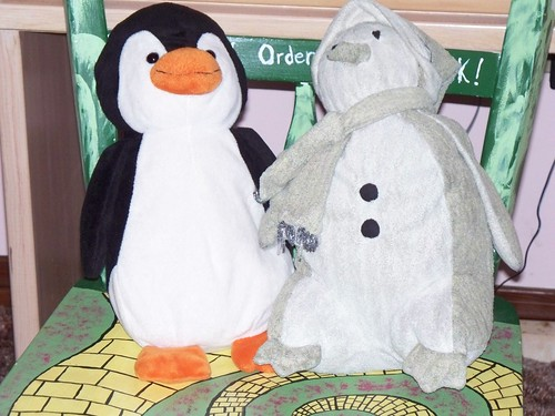Mrs. and Mr. Pengy