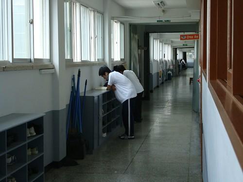 Vor dem Examen