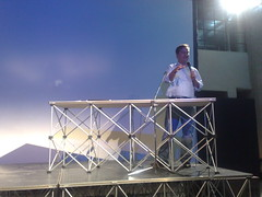 Jason Calacanis in OpenCoffee Greece