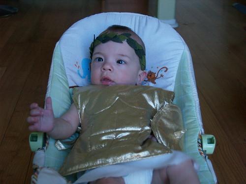 Baby Spartacus