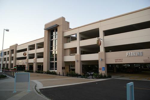 Irvine carpark complex