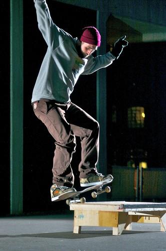 Wes Morgan, Fakie 5/0