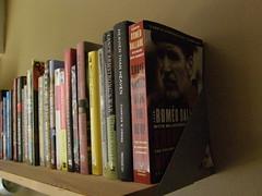 Book Shelf One A-D