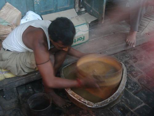 Kolkata傳統香料製做1-1