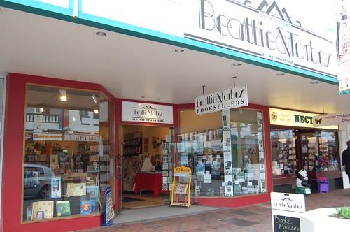 22 Jun - My bookshop Beattie & Forbes