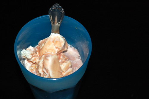 Butterscotch Marble chocolate-milkshake