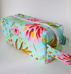 Flowery Box Bag for Michelle