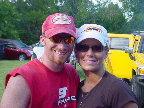Tara and Jason