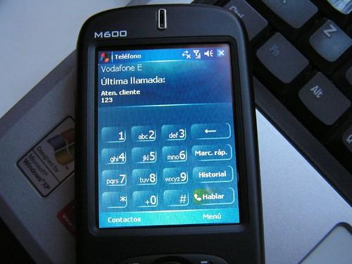 Modo teléfono