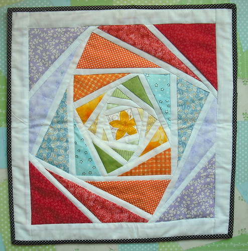 Awesome Mini Quilt