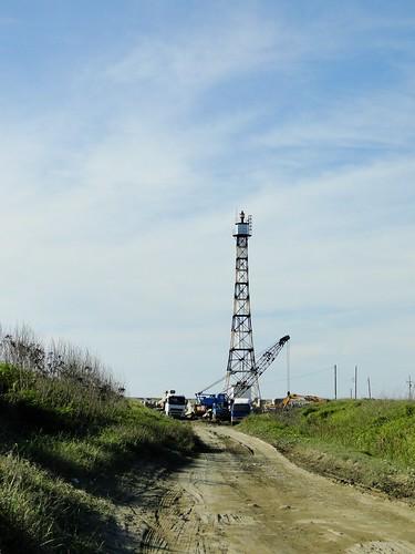 最西方的七股燈塔