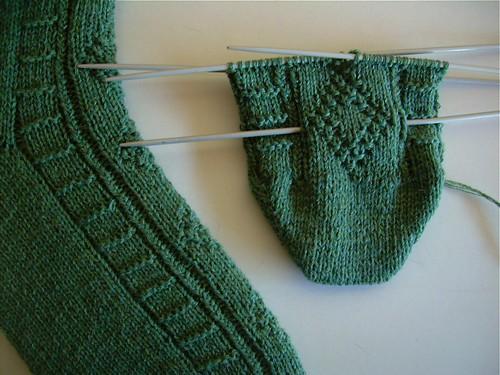 Sock Knitters Pentathlon