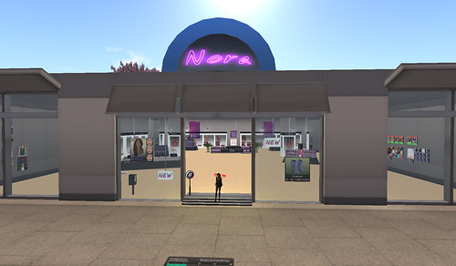 Nora's new store