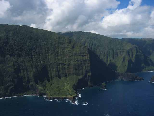Kalaupapa Cliffs