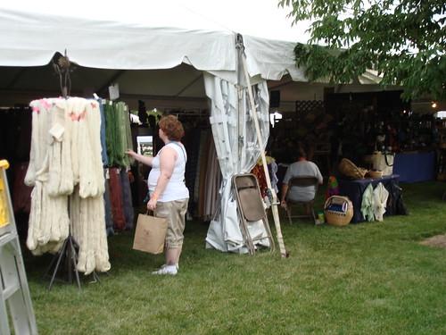 Midwest Folk and Fiber Art Fair 5