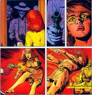 birds of prey (alan moore y brian bolland) por ti.