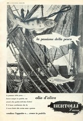 Bertolli nel 1956