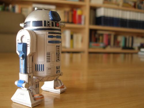 Un R2-D2 para Etringita