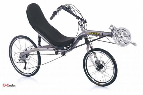 Q-Cycles Loppa Liegerad