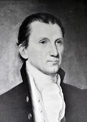James Monroe, 5th US President, 1817-1825